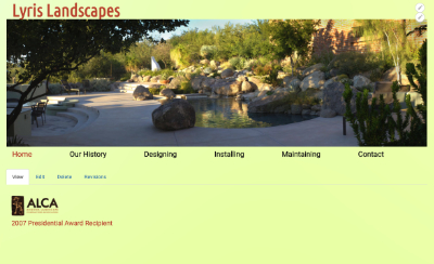Lyris Landscapes